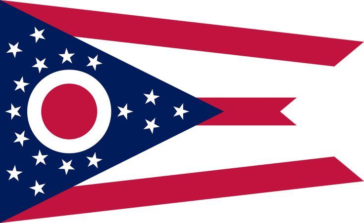 Ohio - Wikipedia. Flag.