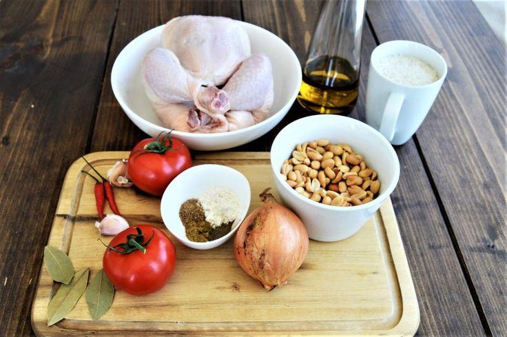 Bakt kylling i peanøttsaus – Meksikansk Mat