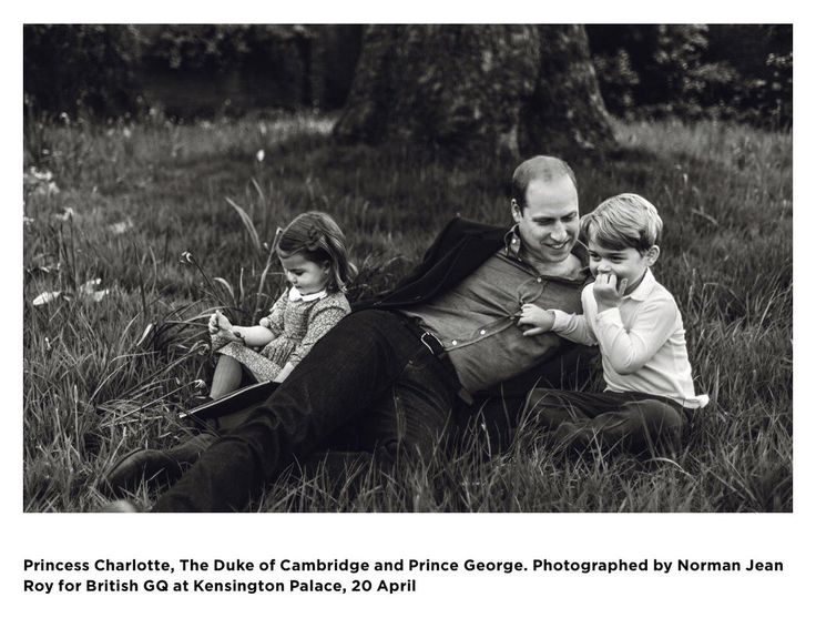 "Middleton Maven on Twitter: ""New image of William, George & Charlotte for @BritishGQ. With thanks to @james_elliott_ for sharing. https://t.co/c95QjX6naD"""