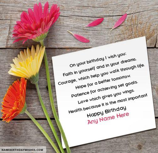 Best 10+ Birthday Card Messages Ideas On Pinterest