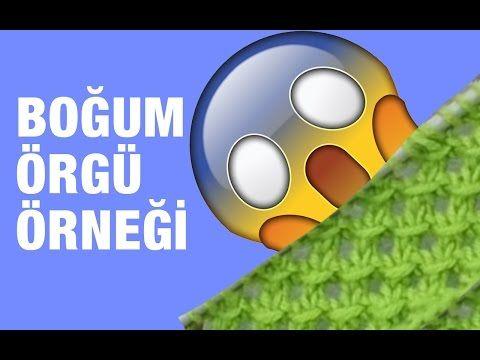 ÖRGÜ BOĞUM MODELİ TÜRKÇE VİDEOLU | Nazarca.com