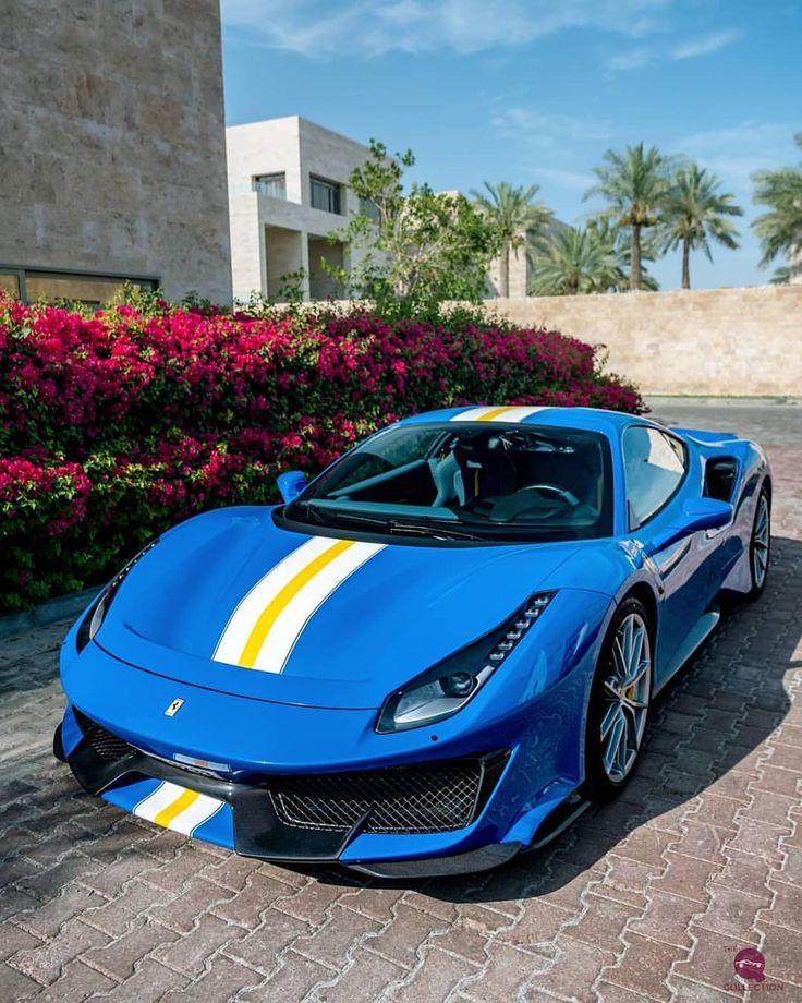 """Ferrari Limited Edition on Instagram """"Azzurro Dino Pista"""
