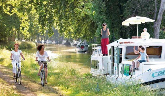 Boating Holidays in Europe | Blue Water Holidays