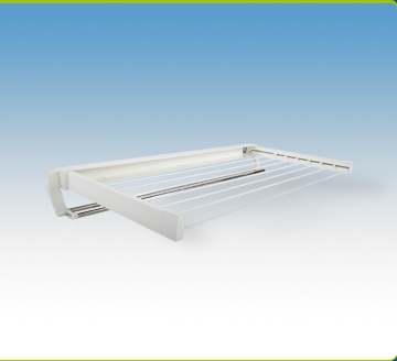 Vileda Viva Dry Fix Indoor Airer- 2 different line lengths: 9m and 5 m.