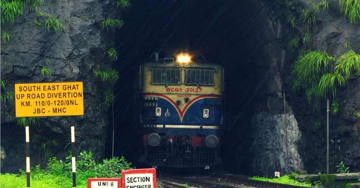 An interactive history of the Indian railways!