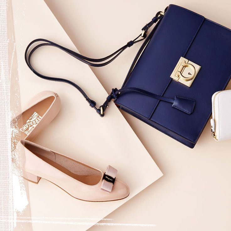 Window-shopping in Italy? Overrated. Salvatore Ferragamo is your ticket to heritage style.Salvatore Ferragamo, Heritage Style, Fashion, Accessories Fever, Department Stores, Shoes Candies, Chic 10, Fancy Footwear, Bags