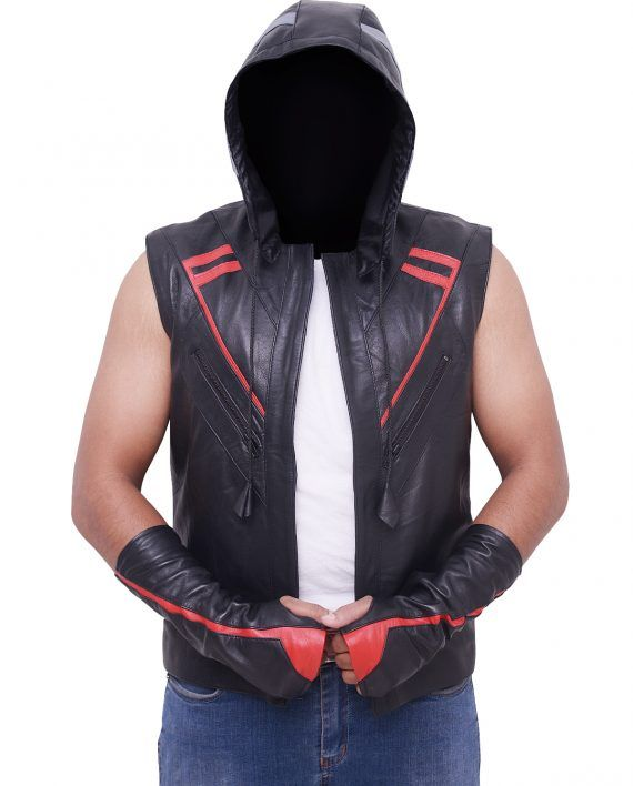Icarus Mirror's Edge Catalyst Vest (2)