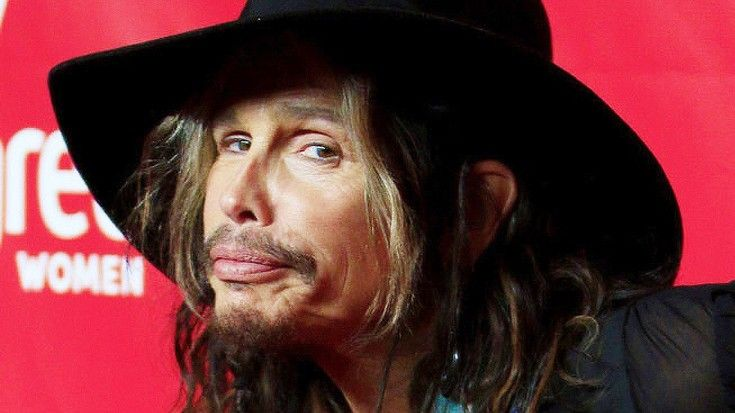 You Won't BELIEVE What Steven Tyler Had To Say About Rock N' Roll Music!