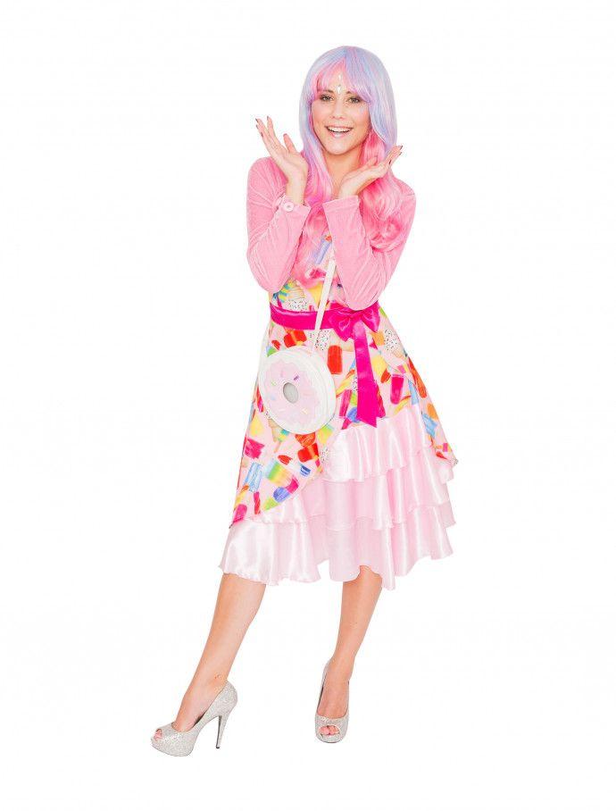 fasching kostüme süß damen