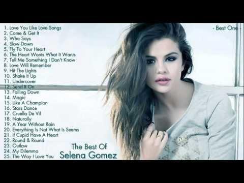 The Best Of Selena Gomez || Selena Gomez's Greatest Hits - YouTube