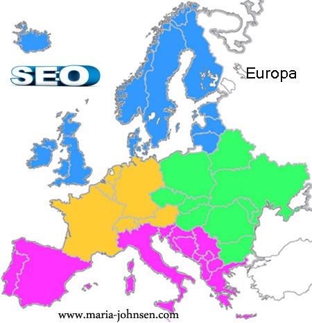 Erschwingliche Suchmaschinenoptimierung für Europa