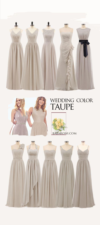 Bridesmaid Dresses Taupe Bridesmaid Dresses Taupe Wedding Dresses Brides Maid Dress Patterns