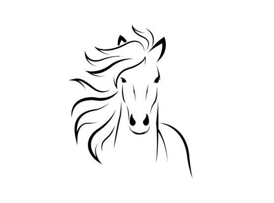 Cheval Autocollant Arabe Decal Mustang Poney Vinyle