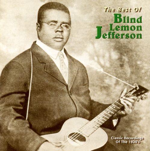 The Best of Blind Lemon Jefferson [Yazoo] [CD]