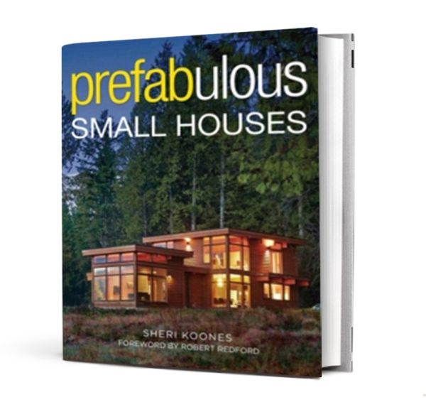 """Sheri Koones has built a home industry on factory-built homes. The Connecticut-based author published """"Prefabulous Small Houses"""" (Tauton, $32), her sixth book on pre-fabricated houses, last week. She spoke with The Dispatch about the book and her fascination with factory-built houses."""