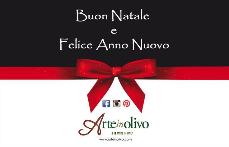 Merry Christmas and Happy New Year #arteinolivo #olivewood #merrychristmas #natale www.arteinolivo.com