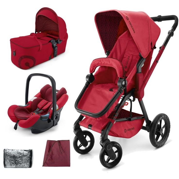 Concord Wanderer 3in1 Mobility Travel Set-Ruby Red  Description: PACKAGE INCLUDES: Concord Wanderer Stroller Concord Sleeper 2. 0 Carrycot Concord Carrycot Air Safe Car Seat Concord Suncover Concord Raincover CONCORD Wanderer STROLLER: The Concord Wanderer all-rounder buggy will go everywhere you go, whatever the terrain. It is equipped with...   http://simplybaby.org.uk/concord-wanderer-3in1-mobility-travel-set-ruby-red/
