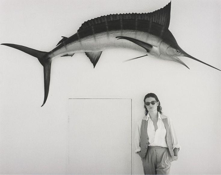 Robert Mapplethorpe - Lisa Lyon, 1982