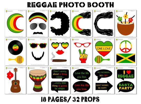 38 Best Jamaican Themed Party Images On Pinterest: Best 25+ Reggae Music Ideas On Pinterest