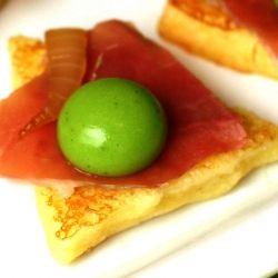 Green Eggs + Ham - Where Dr. Suess and Molecular Gastronomy collide