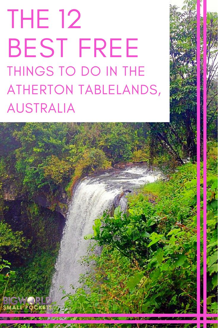 My Favourite Things to Do in the Atherton Tablelands, Australia {Big World Small Pockets}