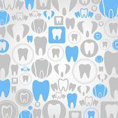 Como telón de fondo del diente — Vector de stock #28560637