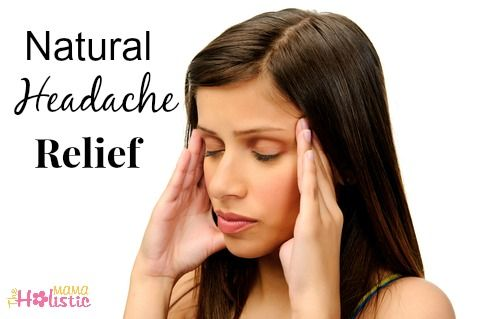 Natural Headache Relief Without Tylenol