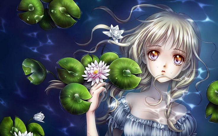 Cute Anime Girl Wallpaper Best HD Images of Cute Anime Girl