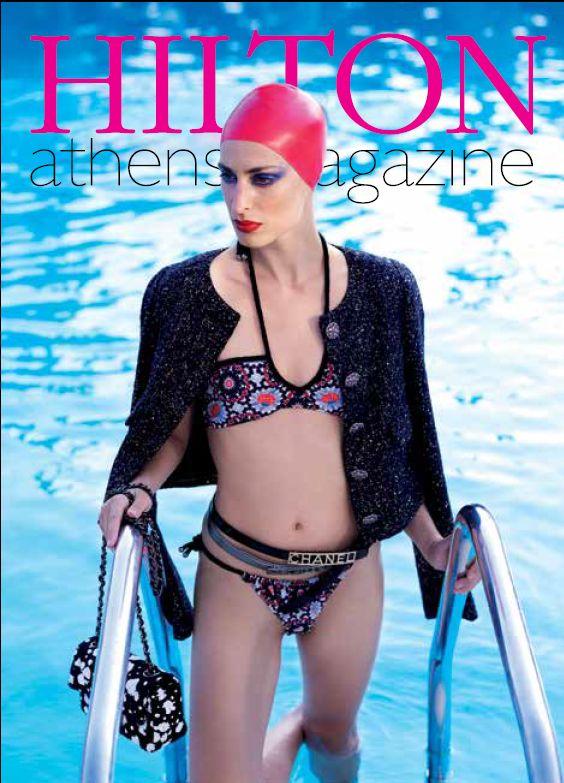 HILTON athens magazine Ιssue 27 - July 2015