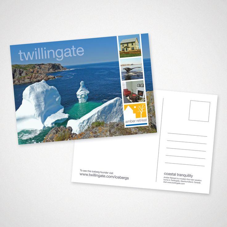11 best postcards images on pinterest greeting card for Postcard mailer templates
