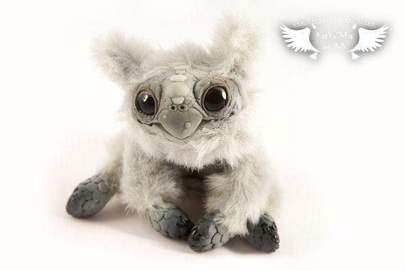 Turtle  Katyushka Art Doll  OOAK Handmade by KatyushkaDolls