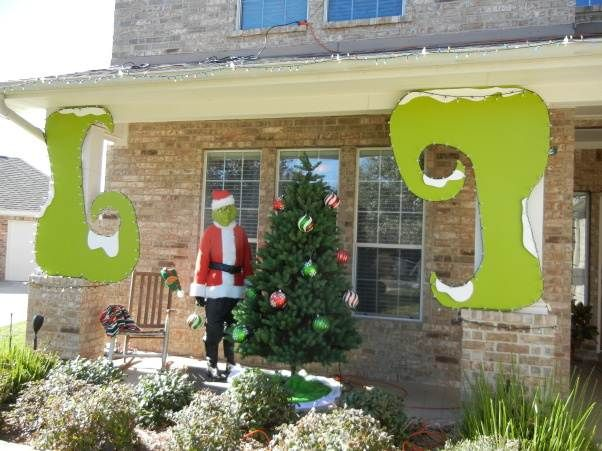 365 Best Christmas Outdoor Decorations Images On Pinterest