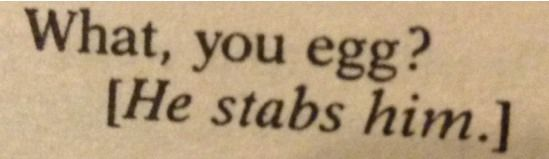 This is one of my favourite Shakespeare quote