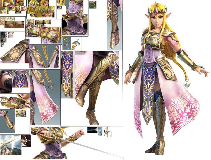 Hyrule Warriors - Zelda Cosplay Guide by LeriSuccubus.deviantart.com on @DeviantArt