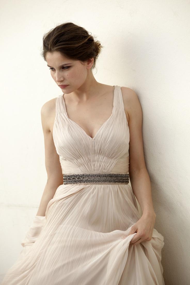 Leatitia Casta pour L'Oréal Paris idée de robe de mariée