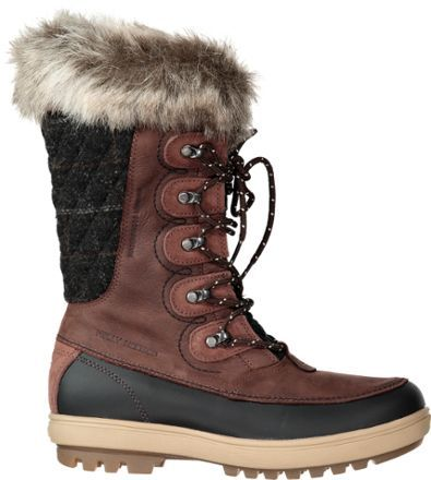 Helly Hansen Women's Garibaldi VL Snow Boots Brunette 6.5