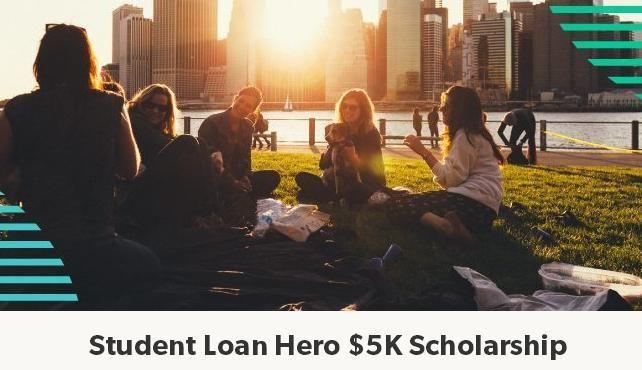 The Student Loan Hero 5k Scholarship Contest Win 5 000 Usd