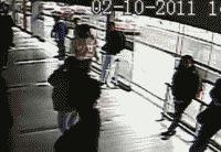 Szybka karma dla multi-kulti złodzieja. –