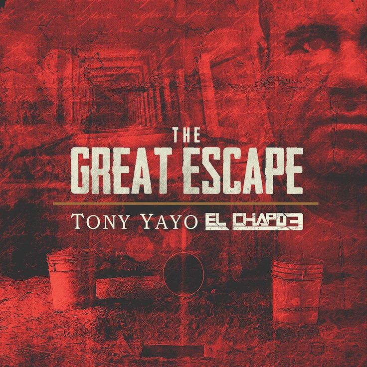 Tony Yayo – El Chapo 3: The Great Escape (Mixtape)