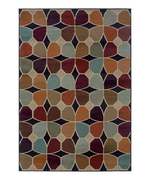 Sophisticated hues and elegant designs blend with quality craftsmanship for a rug that's as stylish as it is durable. Place this piece on any floor to add instant warmth to the room.Available in multiple sizesRug thickness: approx. 0.38''PolypropyleneMade in the USA