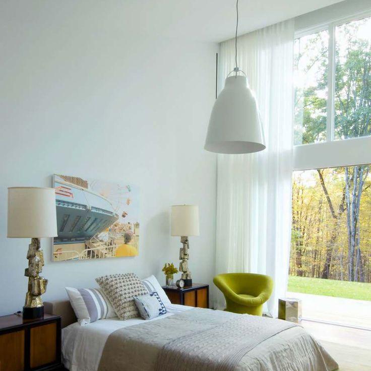 Black white E27 simple sofa design scandinavian Aluminum Caravaggio Suspension Pendant Lamp Light For Dining Room Bar lamp from Reliable design pendant lamp suppliers on Contemporary Store