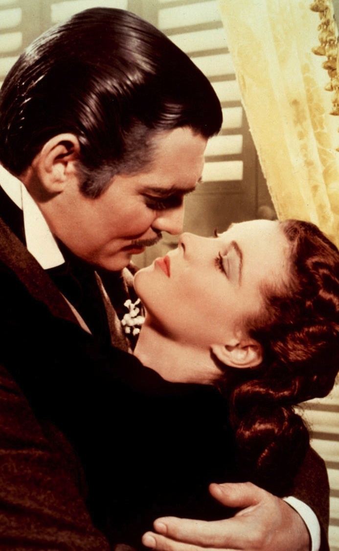 Vivien Leigh, Clark Gable - Gone with the Wind (Fleming, 1939)