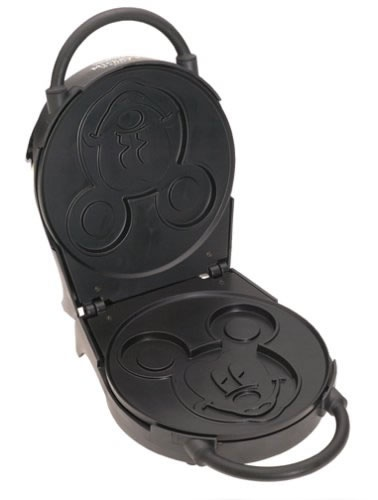 mickey waffle maker review