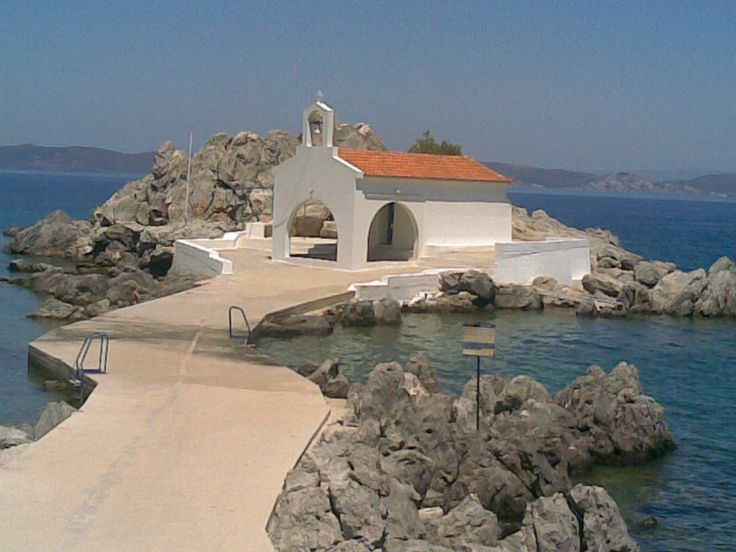 Pantoukios,Chios island