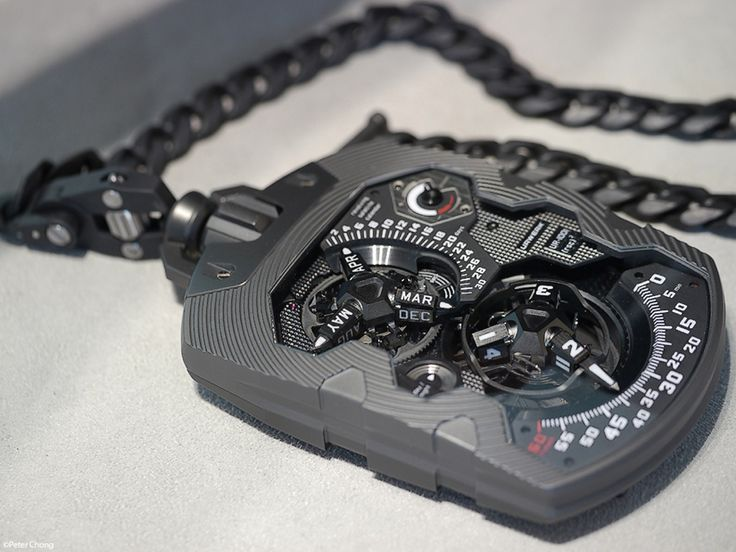 The Wristwatch Guide: Snapshot: URWERK UR-1001 Pocket Watch  I wish I had the $400,000+ to drop on this... Yes you read correct, four hundred thousand plus.