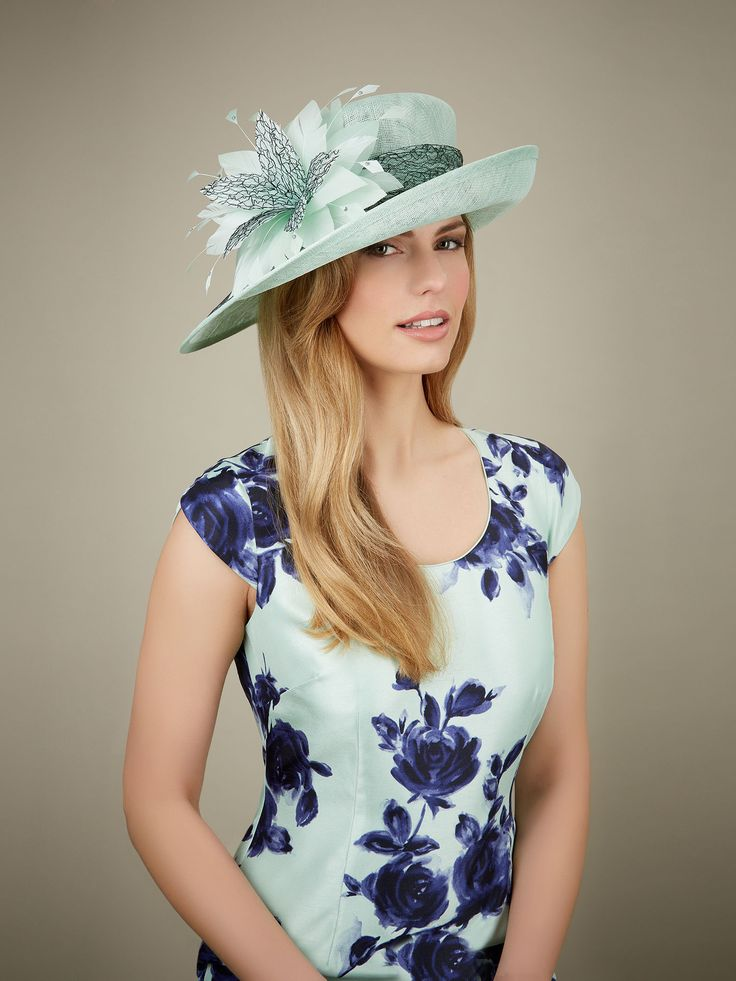 Mesh Feather Flower Hat Jacques Vert Mother Of The Bride