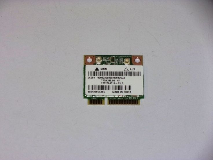 Asus X501A Wireless WiFi Card T77H355.00