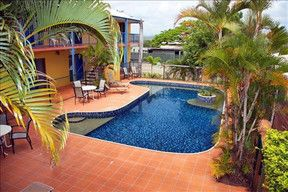 Cooktown River of Gold Motel - Luxury Lodge and Hotel Accommodation in Cooktown.