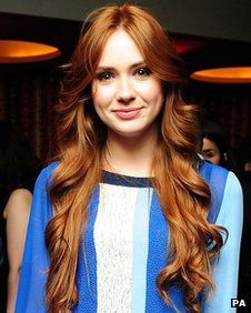 NERD CROSSOVER!!! Karen Gillan cast in Marvel Guardians of the Galaxy film: The 25-year-old will play the lead female villain in the film, according to the Hollywood Reporter.