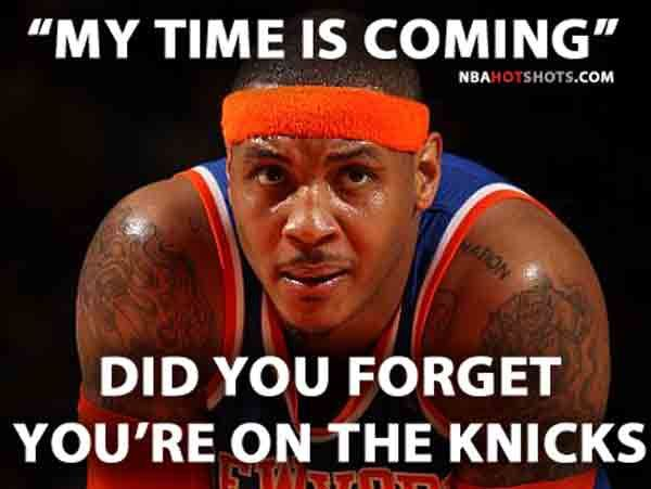 [Memes] Carmelo Anthony Memes Funny Humor Pics | Flickr - Photo Sharing!
